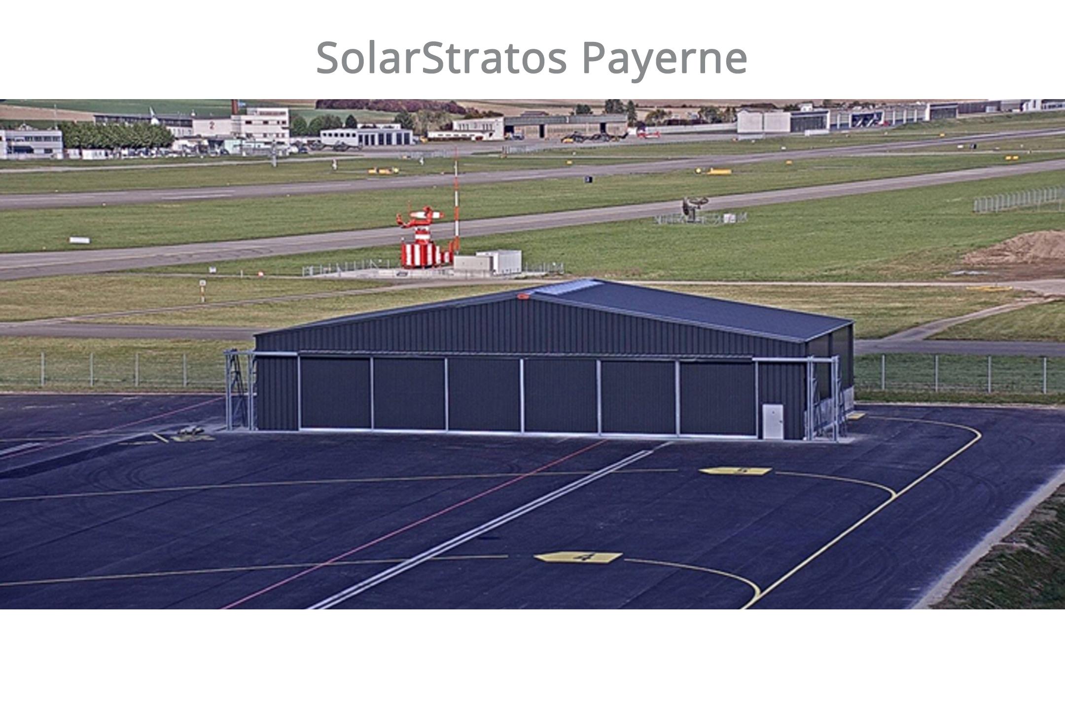 SolarStratos Payerne