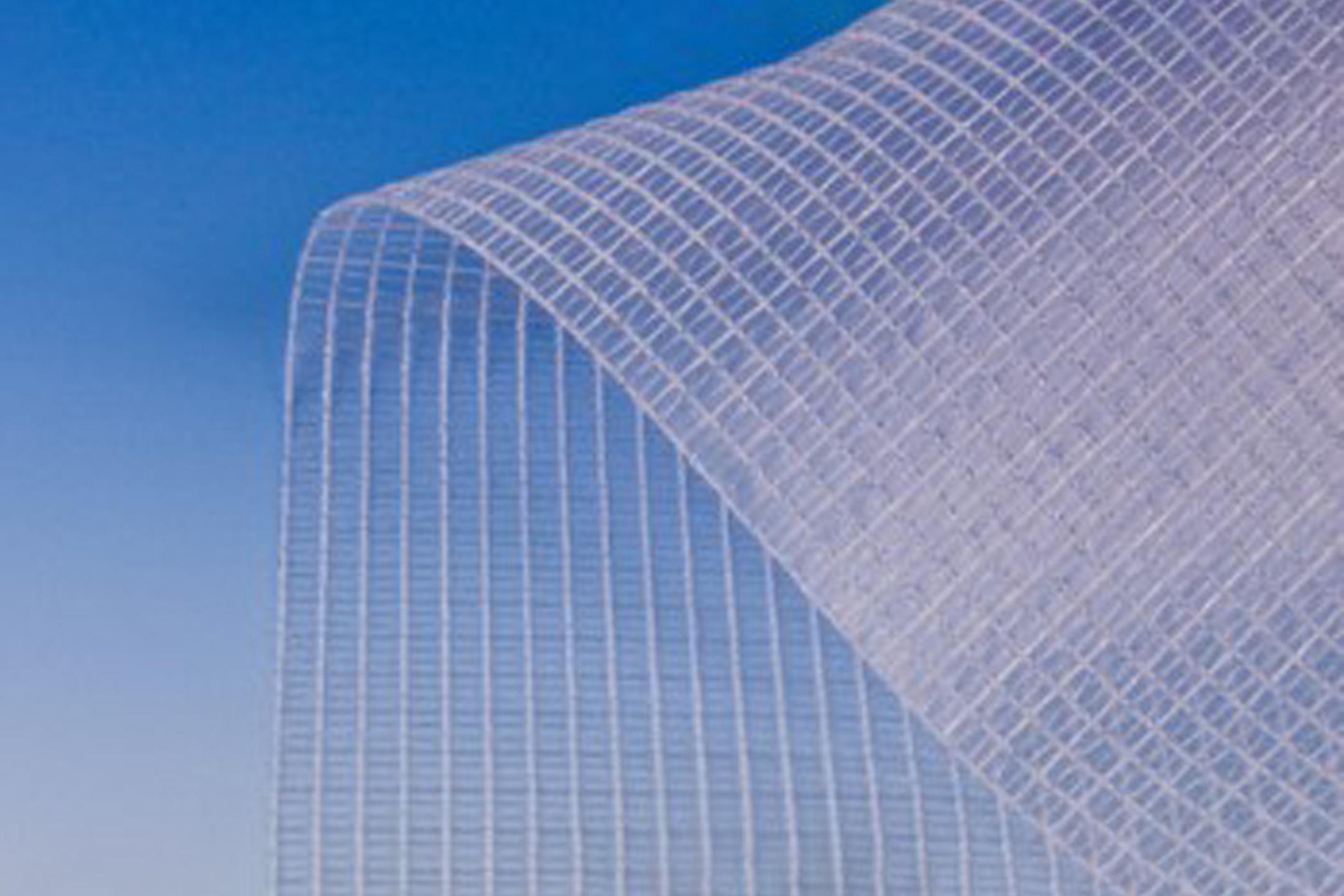 Ecran transparent